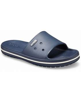 Сланцы CROCS Crocband III Slide Navy-White