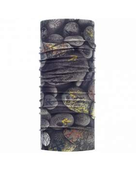 Бандана BUFF Camino de Santiago CoolNet® UV+ The Way Flint Stone 120230.744.10.00