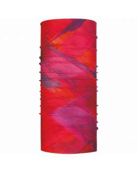 Бандана BUFF CoolNet® UV+ Insect Shield Cassia Red