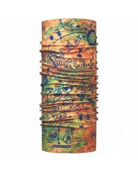 Бандана BUFF CAMINO HIGH UV BUFF ORIGIN MULTI 115006.555.10.00