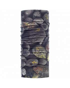 Бандана BUFF CAMINO DE SANTIAGO UV PROTECTION THE WAY FLINT STONE 117133.744.10.00