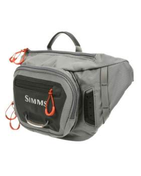 Сумка Simms Freestone Tactical Hip Pack, 6L, Steel