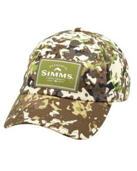 Кепка Simms Single Haul Cap, River Camo