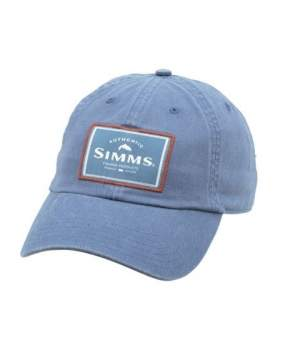 Кепка Simms Single Haul Cap, Dark Moon
