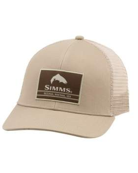 Кепка Simms Original Patch Trucker, Tan