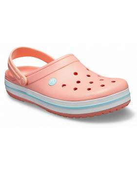 Сабо CROCS Crocband Melon-Ice Blue