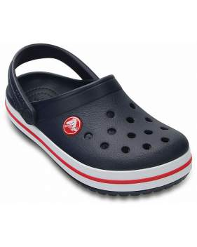 Сабо CROCS Crocband Clog K Navy-Red