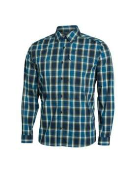 Рубашка Sitka Globetrotter Shirt LS, Pond Plaid