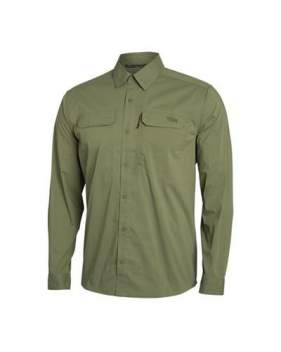 Рубашка Sitka Globetrotter Shirt LS, Forest