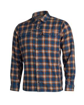 Рубашка Sitka Frontier Shirt, Midnight Plaid