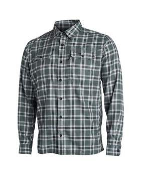 Рубашка Sitka Frontier Shirt, Lead Plaid
