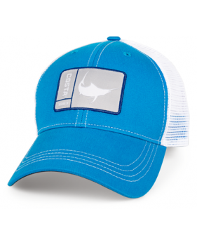 Кепка Costa, Original Patch Marlin, Blue/White HA 63CB