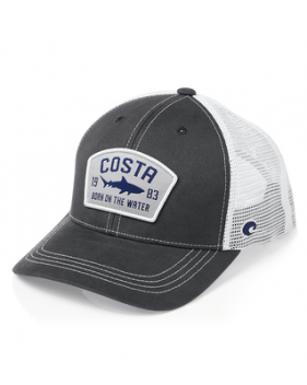 Кепка Costa Chatham Shark Twill Trucker, Navy HA 90N