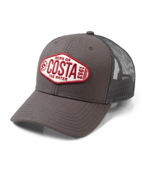 Кепка Costa Clinch Trucker, Gray