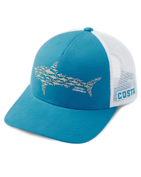 Кепка Costa Ocearch Huddle Trucker, Costa Blue
