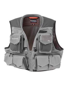 Жилет Simms G3 Guide Vest, Steel