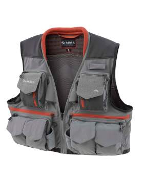 Жилет Simms Guide Vest, Steel