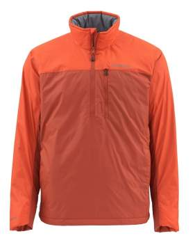 Пуловер Simms Midstream Insulated Pull-Over, Simms Orange