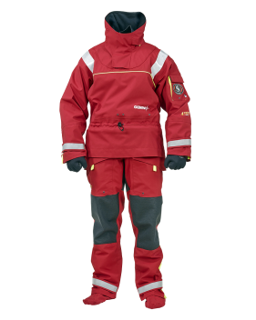 Сухой костюм Ursuit Gemino Operative 4-Tex, Red