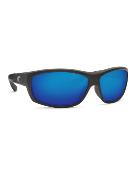 Очки Costa Saltbreak Blue Mirror 580P, Steel Gray Metallic Frame