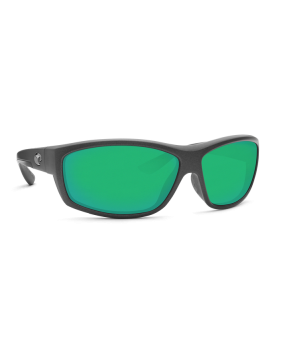 Очки Costa Saltbreak Green Mirror 580P, Steel Gray Metallic Frame