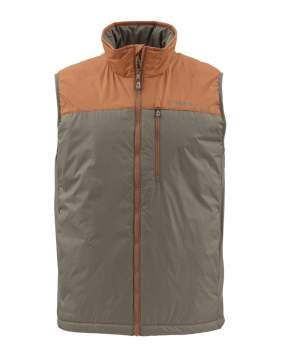 Жилет Simms Midstream Insulated Vest, Saddle Brown