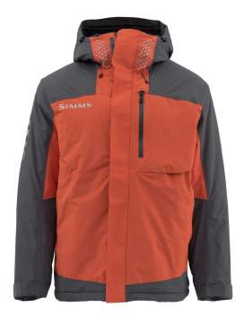 Куртка Simms Challenger Insulated Jacket, Flame