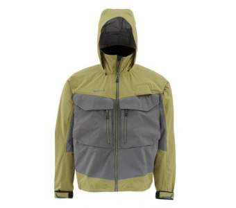 Куртка Simms G3 Guide Jacket, S, Army Green