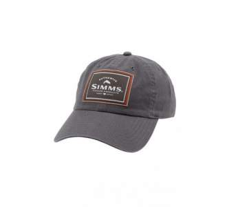 Кепка Simms Single Haul Cap, Gunmetal