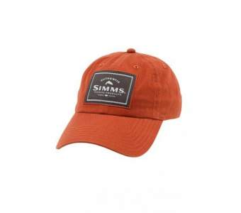 Кепка Simms Single Haul Cap, Simms Orange