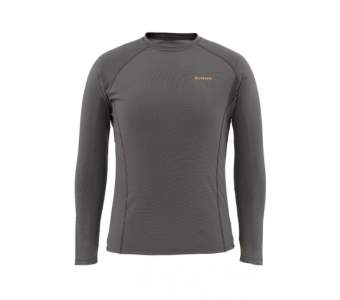 Simms Waderwick Core Crew Neck, Coal