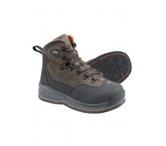 Simms Headwaters Pro Boot Felt, Dark Olive