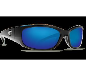 Очки Costa, Hammerhead, Blue Mirror 580P, Black Frame