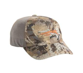 Sitka Stretch Fit Cap, Optifade Waterfowl SM