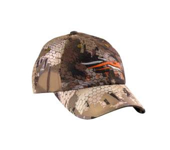 Бейсболка Sitka Cap, Optifade Waterfowl