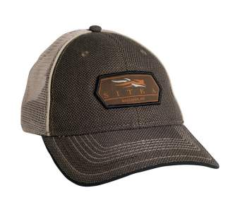 Бейсболка Sitka Textured Trucker Cap, Mud OSFA