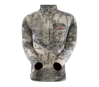 Sitka Core Mid Wt Zip-T, Optifade Open Country