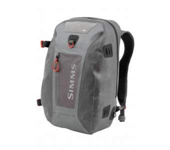 Simms Dry Creek Z Backpack, 29L, Pewter