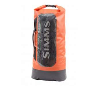 Гермомешок Simms Dry Creek Roll Top, 40L, Bright Orange