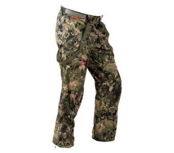 Брюки Sitka Cloudburst Pant, Optifade Ground Forest