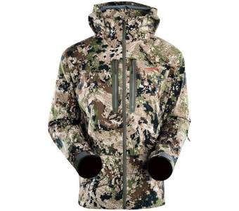 Sitka Stormfront Jacket New, Optifade Subalpine