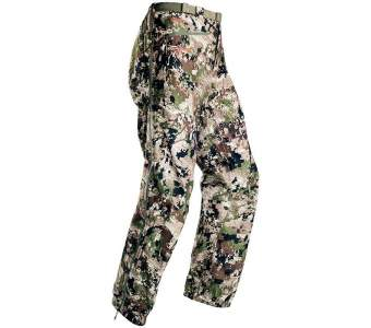 Sitka Thunderhead Pant, Optifade Subalpine
