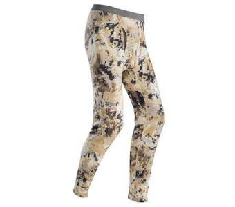Кальсоны Sitka Merino Heavyweight Bottom, Optifade Waterfowl