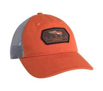 Бейсболка Sitka Meshback Trucker Cap, Burnt Orange