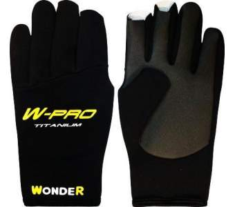 Wonder TITANIUM, Black