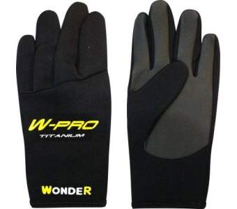 Wonder TITANIUM NEW, Black