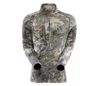 Sitka Core Heavy Weight Zip-T, Optifade Open Country