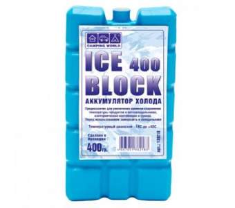 Camping World Iceblock (400 г)