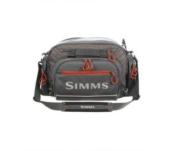 Simms Challenger Ultra Tackle Bag, Anvil