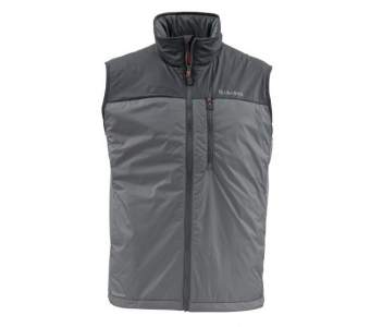 Simms Midstream Insulated Vest, Anvil